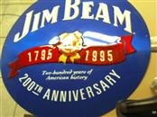 JIM BEAM Sign METAL SIGN
